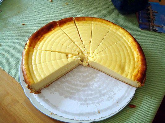 טורט גבינה של פעם