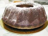 עוגת שוקולד שמנת