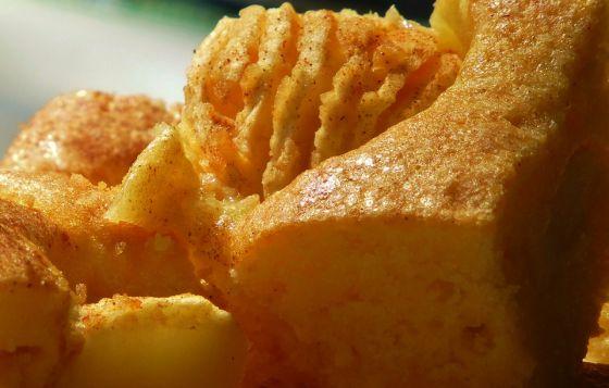 עוגת תפוחים חלומית