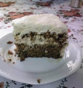 עוגת אגוזים וקוקוס לפסח