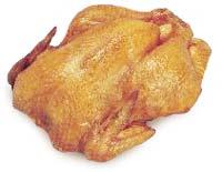 עוף צלוי בלימון