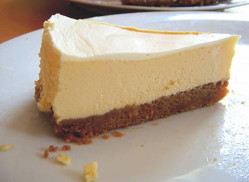 עוגת גבינה לונדונית