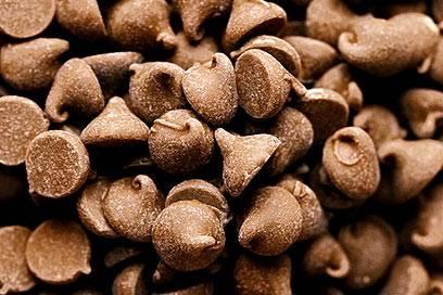 """בראוניז שוקולד צ""""יפס"""