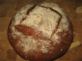 לחם פלפלים קלויים