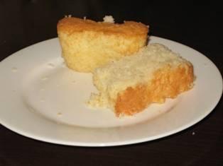 עוגת סולת עדינה