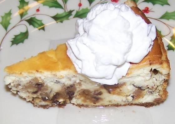 עוגת גבינה לראש השנה