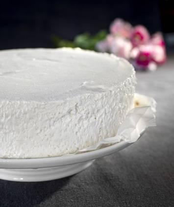עוגת גבינה לא אפויה (חלבי)