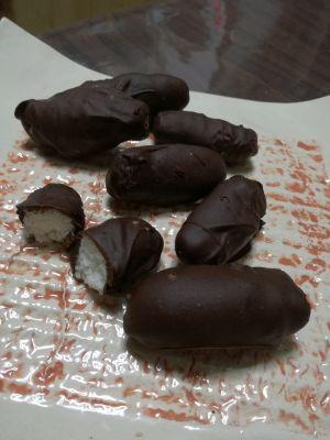 ממתק קוקוס בסגנון באונטי