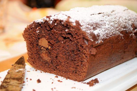 עוגת שוקולד תפוחי עץ