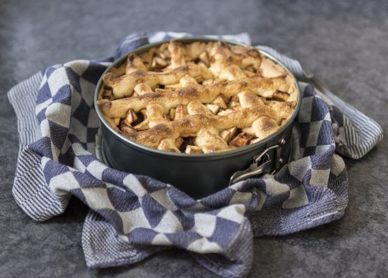 עוגת תפוחים קלת הכנה