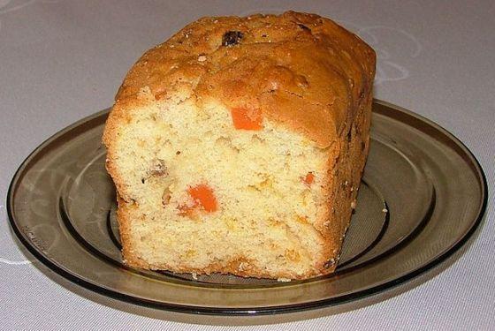 עוגת פירות קלת הכנה
