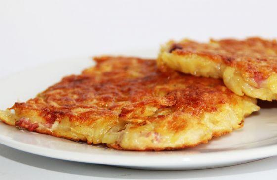 לביבות גבינת קוטג' מתוקות