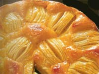 עוגת תפוחי עץ