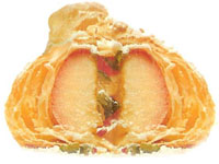 תפוחי עץ במעטפת בצק