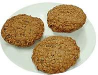 עוגיות מפירות יבשים