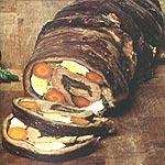 רולדת בשר ארגנטינאית Matambre