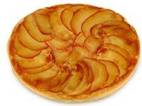 עוגת מניפת תפוחי עץ