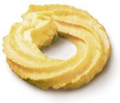 עוגיות זילוף חמאה