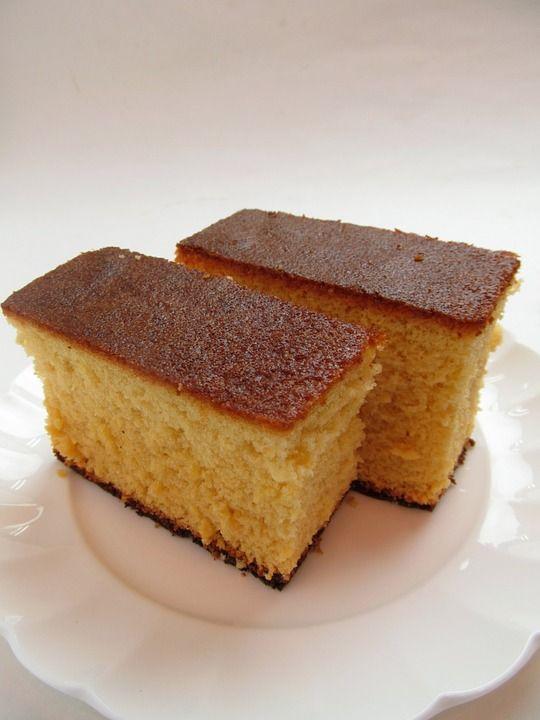 עוגת סולת במילוי אגוזים