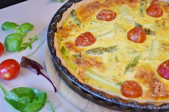 פשטידת גבינה תרד ודלעת