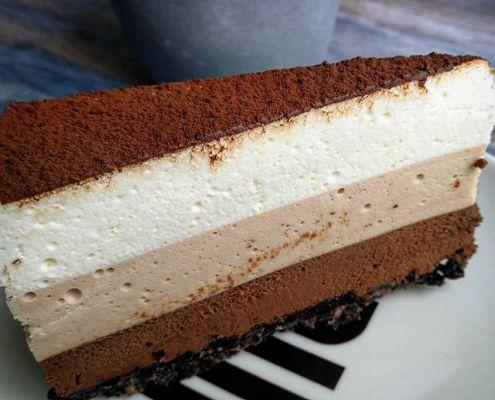 עוגת טריקולד גבינה