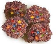 עוגיות נישנוש ללא אפייה