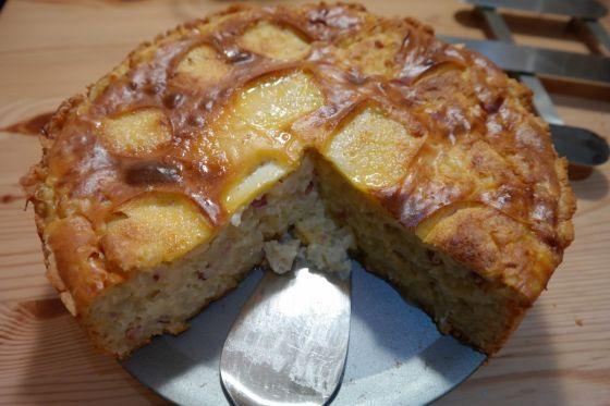 עוגת תפוחים מצוינת