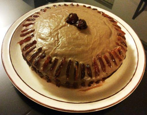 עוגת תמרים משגעת
