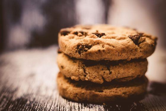 עוגיות שוקולד ציפס וטחינה