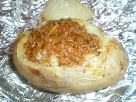 תפוחי אדמה אישיים ממולאים