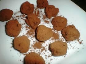 טרפלס שוקולד