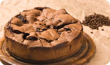 עוגת קפוצ'ינו