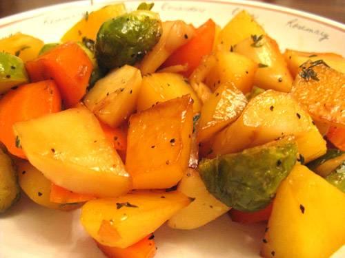 ירקות בשקית קוקי
