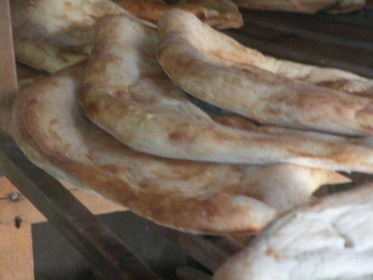 לחם גרוזיני Shotis