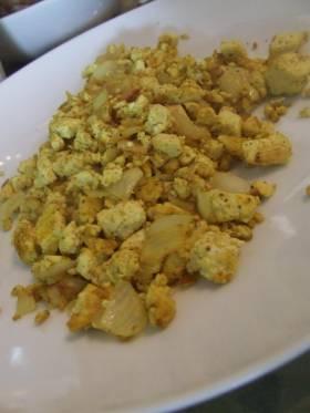 קישואים עם ביצה