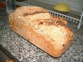 לחם על בסיס שאור - הלחם של דב