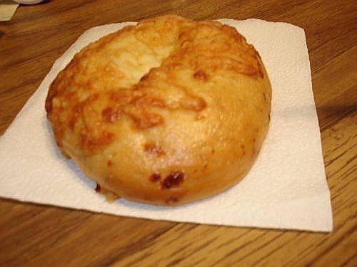 לחם גבינת Asiago