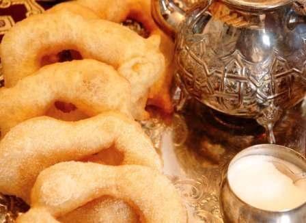 ספינג' - סופגניות מרוקאיות
