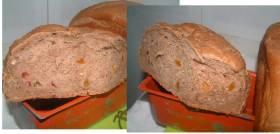 לחם על בסיס שאור - הלחם של דב -  מתכון משופר