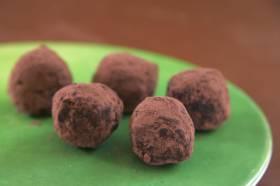 טראפלס שוקולד עם צ'ילי