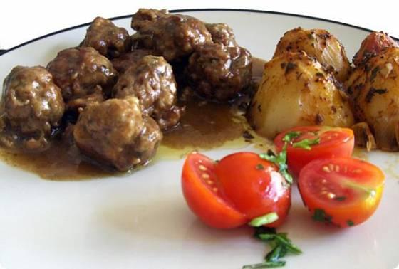 כדורי הבשר של איקאה