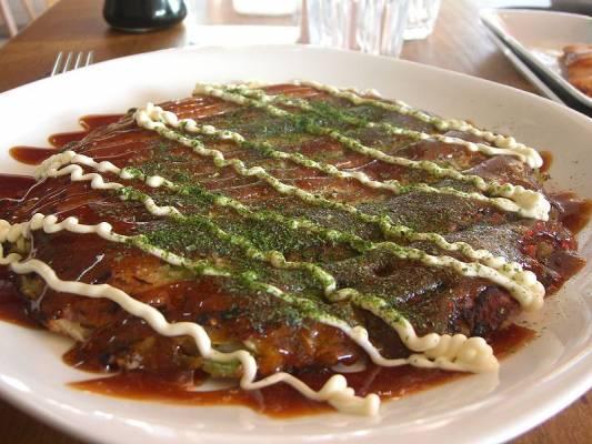 אוקונומי יאקי, Okonomiyaki