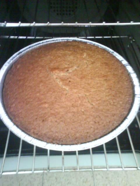 עוגת רסק תפוחי עץ