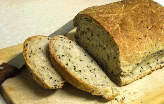 לחם פרג