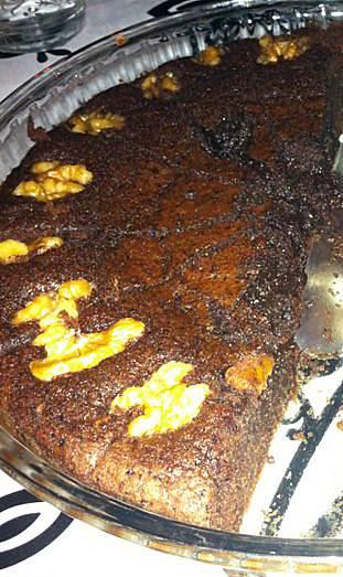 עוגת שוקוזים