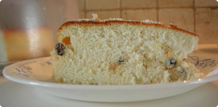 עוגת גבינת עיזים ודבש
