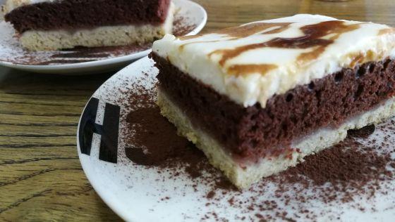 ריבועי שוקולד קוקוס