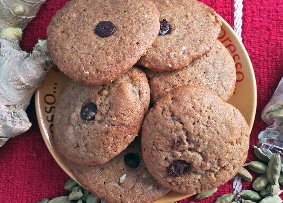 עוגיות קינמון שיבולת שועל