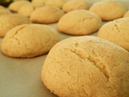 עוגיות סוכר וקינמון