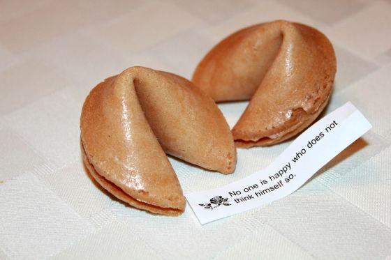 עוגיות מזל סיניות